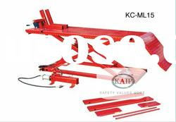 KC-ML15 pneumatic motorcycle lift table