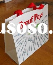 Laminated woven polypropylene bags for promotion