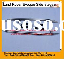 Land Rover Evoque Side bars 2012 4*4 auto car parts accessories New Coming