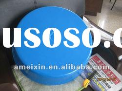 Large blue vacuum thermoforming PS plastic housing