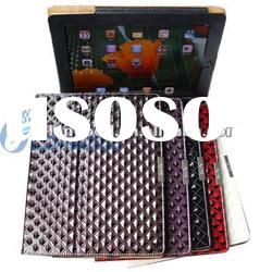 Leather Case Cover For iPad 2