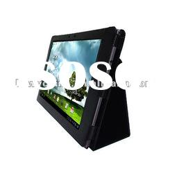 Leather Stand Case Cover For Asus Eee Pad Transformer Prime TF201 Tablet