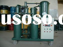 Lubricant fluid Recovery Machine/Used Hydraulic fluid Filtration system