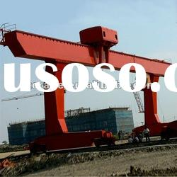 MDG Type Main Single Girder Gantry Crane 5t FOR SALE