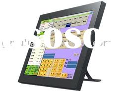 """Maple 17"""" Industrial Touchscreen Monitor/LCD Monitors with SAW touch panel"""