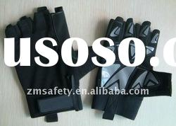 Men's Leather Bicycle Gloves