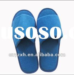 Men towel terry hotel slippers for men,skidproof slippers