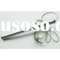 Metal Roller Ball Pen With String
