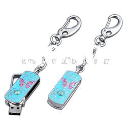 Mini Metal usb flash drive usb 2.0 with oem