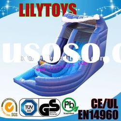 Mini inflatable water slide/inflatable slide toys for baby/inflatable summer water toys