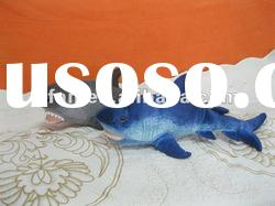 Mini kids toy shark plush stuffed toys