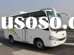 New design Lishan CNG City Bus of LS6600CNG for sale