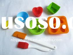 New design silicone bakeware set