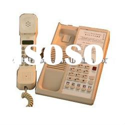ORBITA guest room telephone for hotel telephone system - provide logo printing