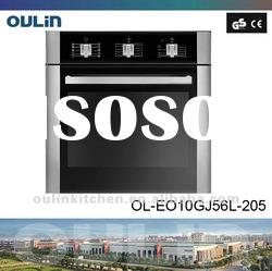 OULIN built in pizza oven electric oven OL-EO10GJ56L-205