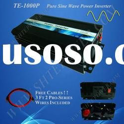 Off Grid Solar System 24V to 120V Solar Inverter 1kw