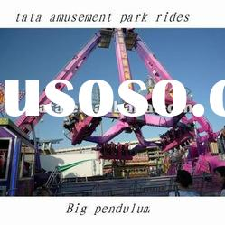 Outdoor equipment amusement park rides big bobs by kids