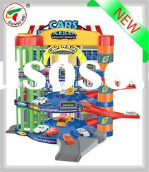 P8188B Newest Kids Super Garage Playset Plastic Product