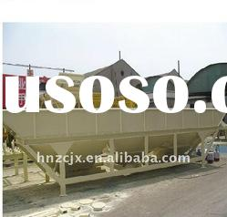 PLD1600 Style Series Of Concrete Batching Machine Used In Mixing Plant