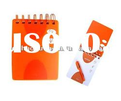 PP cover spiral notebook for promotion-HYXQ044