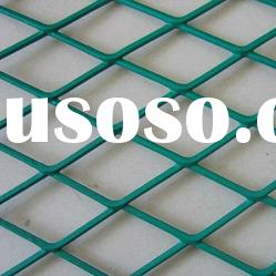 PVC coated /galvanized expanded metal sheet