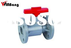 Plastic Ball Valve Model:WB Q41F-10S
