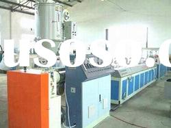Plastic and wood foamed profile and plate extrusion line pvc foam board