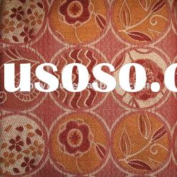 Polyester viscose Jacquard chenille fabric for upholstery,tent,sofa fabric