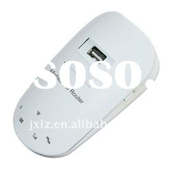 Portable 3G Wifi Router-Mobile 3G Gateway