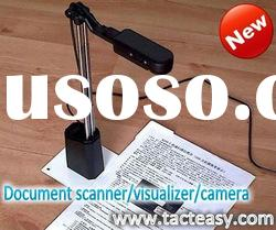 Portable document camera/document scanner