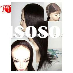 Pretty long hair silk top lace hair wigs