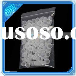 Profession Tattoo Ink Cup(Low Price)/Tattoo Pigment Cup 16mm White 100pcs