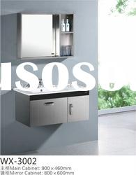 Promotional Bathroom Floor And Wall Storage Cabinet