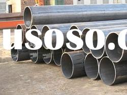 Q235 hot rolled carbon steel pipe/tube
