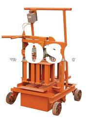 QMR2-45 small manual movable concrete block making machine
