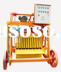 QMY4-45 manual movable concrete block making machine