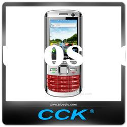 Quad-band TV mobile phone CCK C3-RED