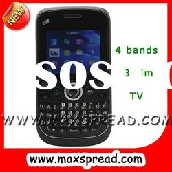Qwerty TV Mobile phone F5-1
