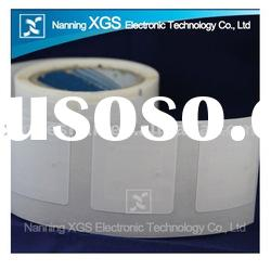 RFID Label For Supply Chain Management(50x50mm, Aluminum etching antenna)