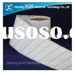 RFID UHF label for supply chain management(Aluminum etching)
