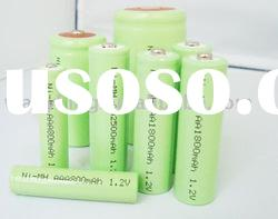 Rechargeable LED Battery AA