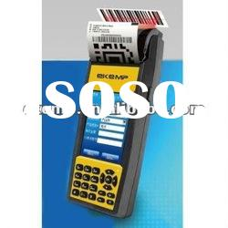 Rugged 2D barcode scanner with Thermal Printer