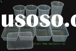 SK 1000 Disposable Plastic food containers