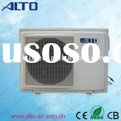 Sanitary hot water electric shower heater