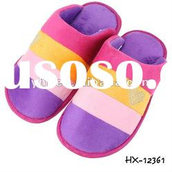Shining Heart Colorful Soft Lady Indoor Slippers