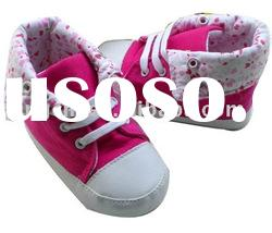 Soft sole baby walking shoes