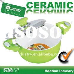 Soup Cooking Pot with Durable Ceramic Coating