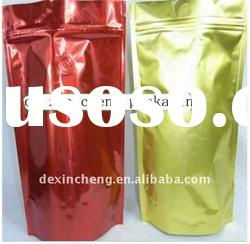 Stand Up Coffee Bag With Valve