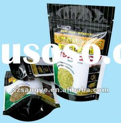 Sterilization Pouch/Food Bag With Zipper Top