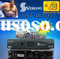 Support Digital Set Top Box Tv Receiver Strong 4669x in Middle East/Africa